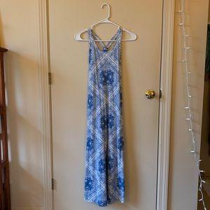 NEVER WORN Ralph Lauren Maxi Dress